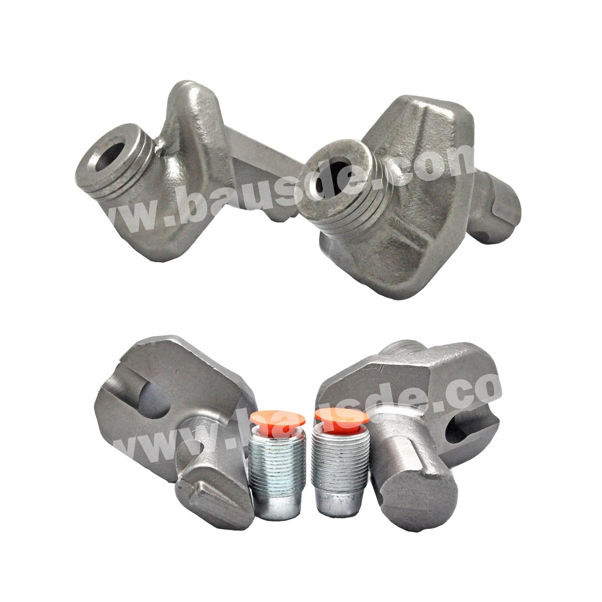 Wirtgen HT22 holder | Forestry Mulcher teeth ,fae mulcher