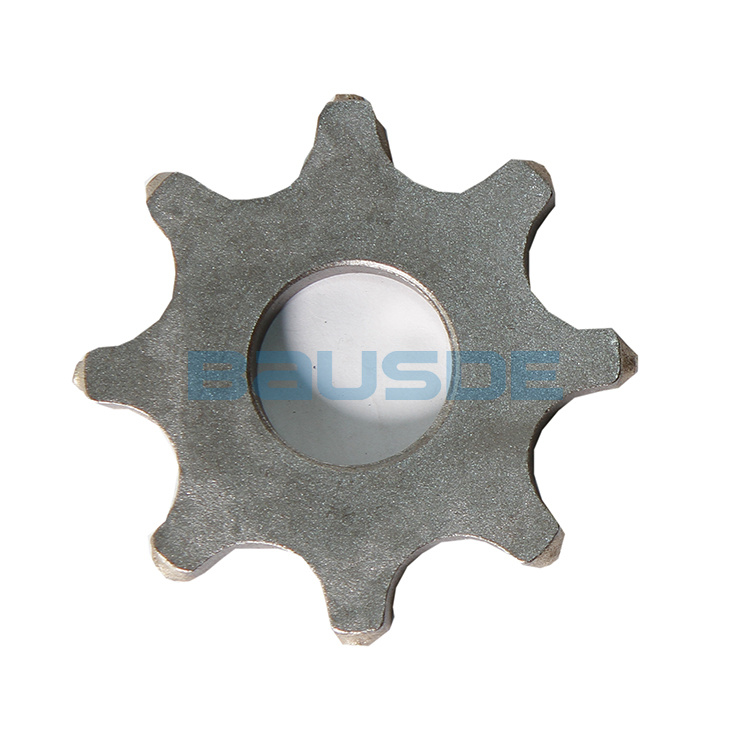 8 Spike Carbide pavement cleaning scarifier milling cutter