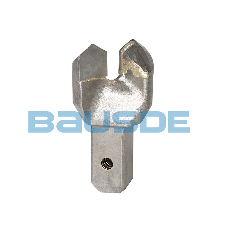 Two Prong Tools Anchor Cutter Bit PDC Shank Coal Drill Twin Wing Bit